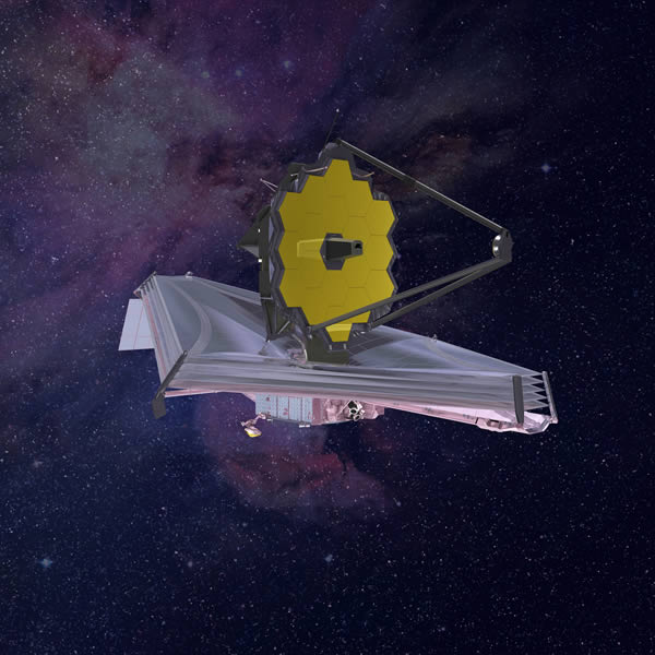 jwst spacecraft